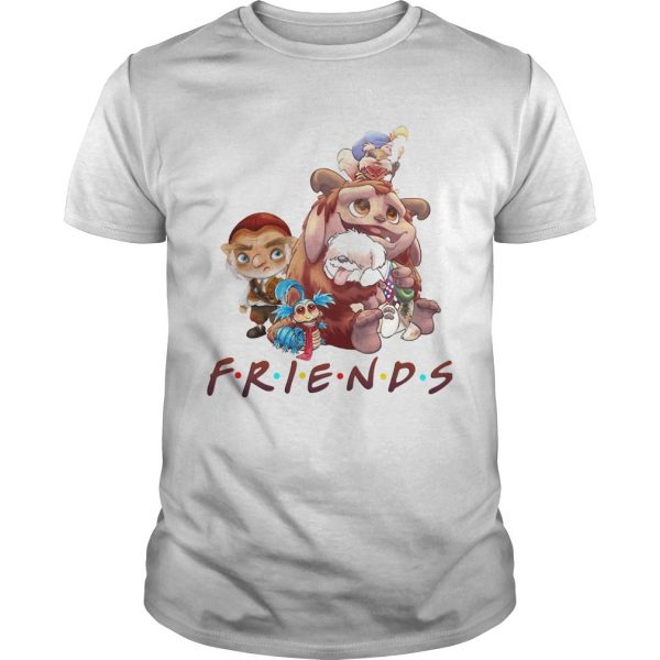 Labyrinth Characters Friends shirt - 1