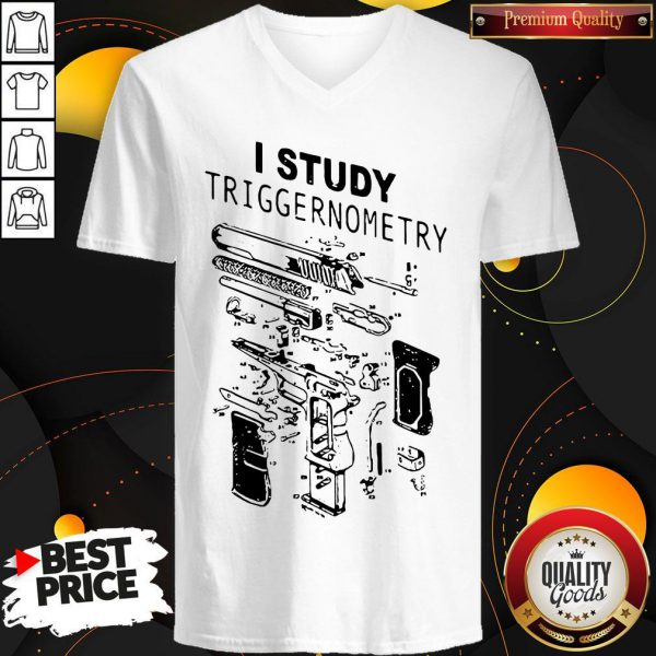 Awesome I Study Triggernometry Front Version Shirt - 2