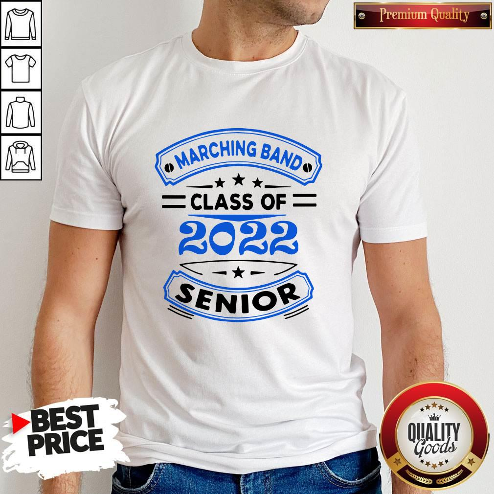Marching Band Class Of 2020 Senior shirt - 1