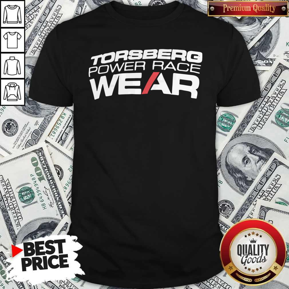 Nice Torsberg Power Race Wear Shirt - 1