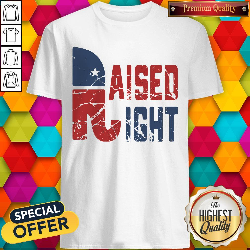 Official Original Raised Right Shirt - 1