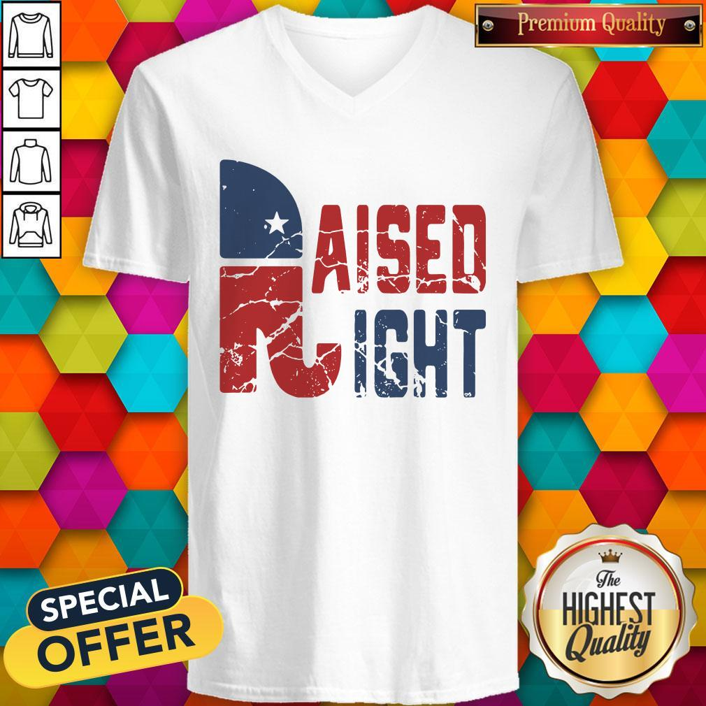 Official Original Raised Right Shirt - 2