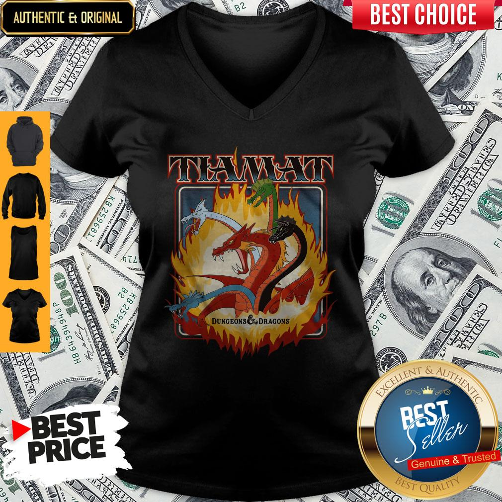 Perfect Tiamat Dungeons And Dragons Shirt - 2