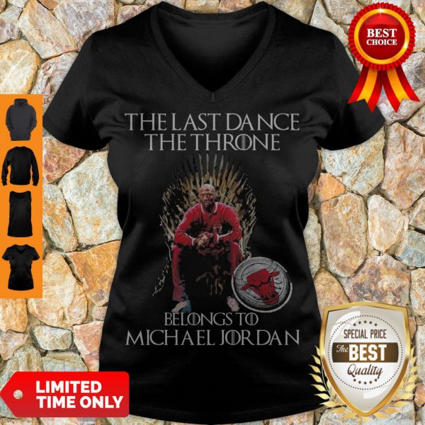 The Last Dance The Throne Belongs To Michael Jordan Chicago Bulls Shirt - 2