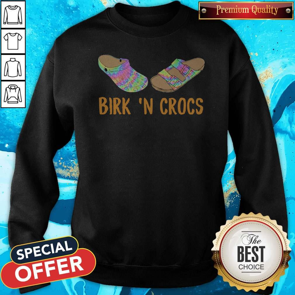 Top Birkin 'n Crocs Shirt - 2