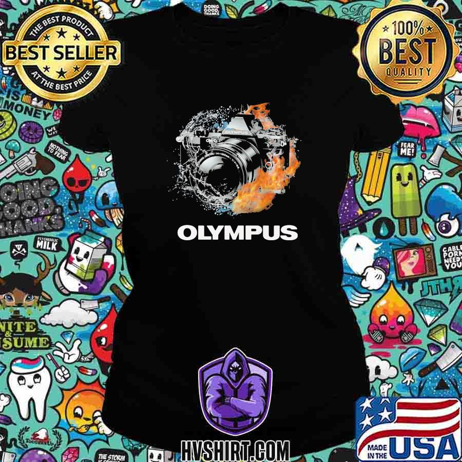 Camera olympus logo fire s Ladiestee