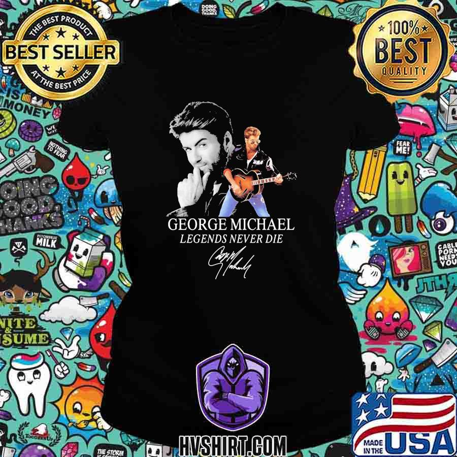 George michael legends never die signature guitars s Ladiestee