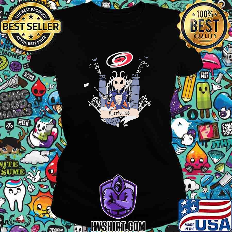 Halloween jack skellington carolina hurricanes s Ladiestee