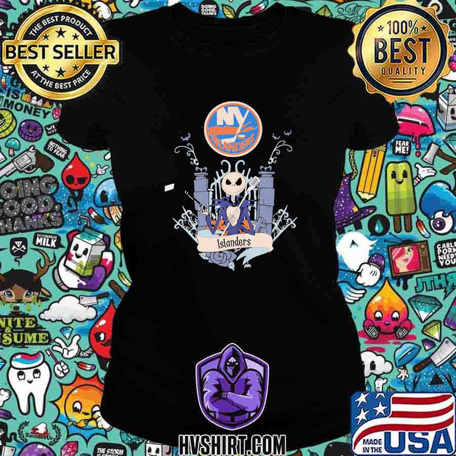 Halloween jack skellington new york islanders s Ladiestee