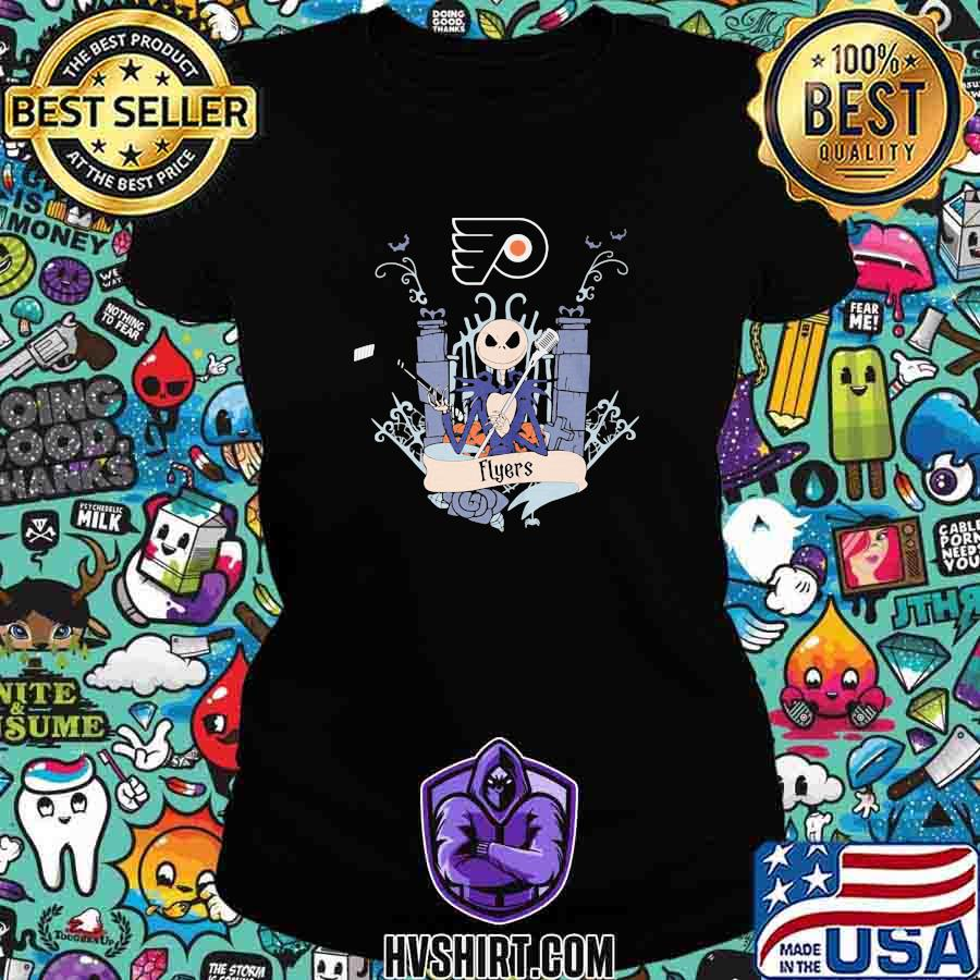 Halloween jack skellington philadelphia flyers s Ladiestee