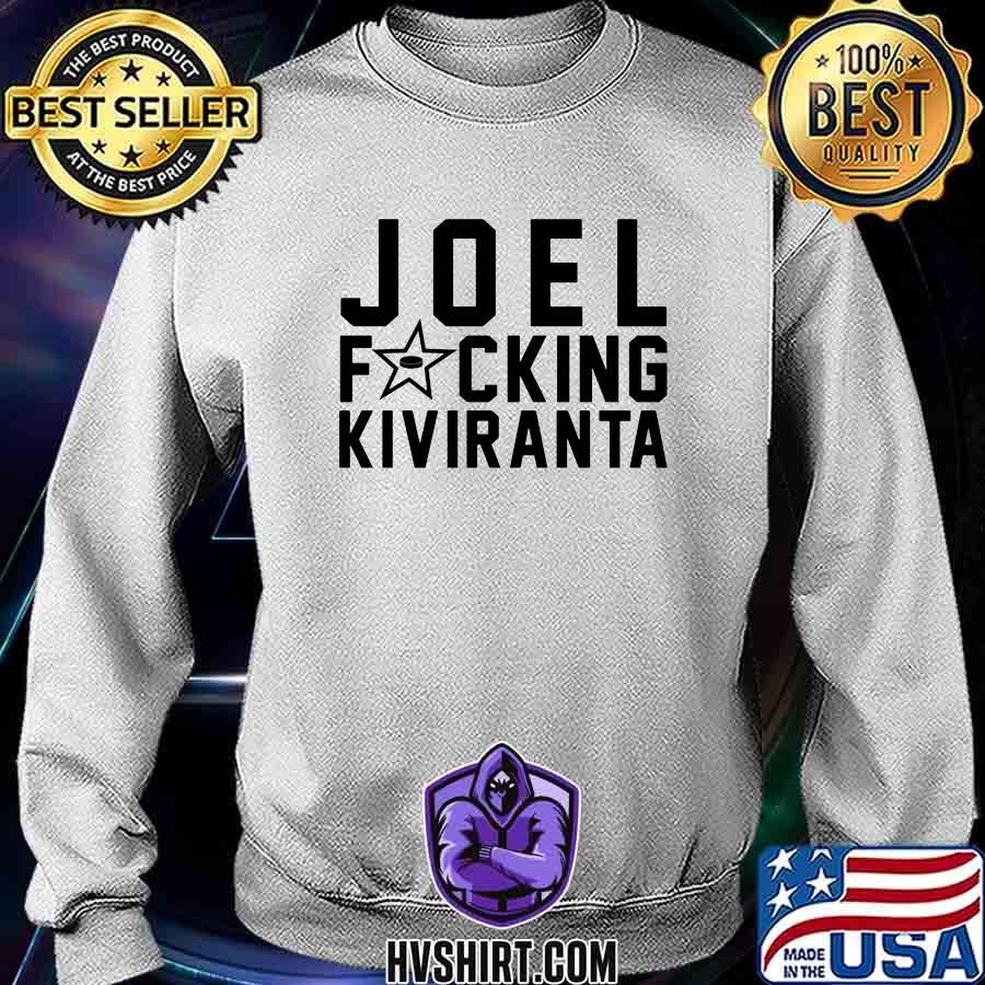 Joel fucking kiviranta hockey s Sweatshirt