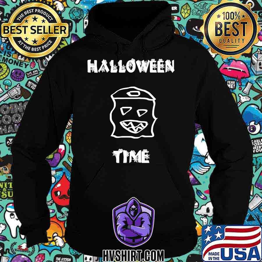 Official Halloween time boo T-Shirt
