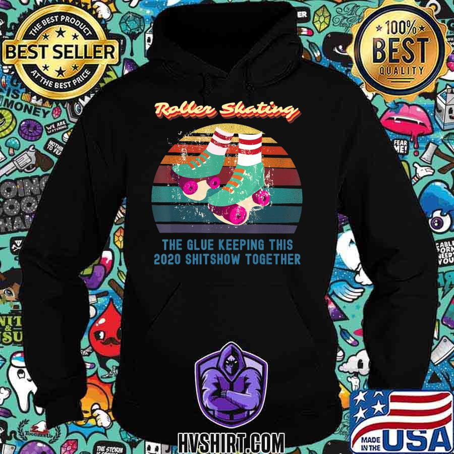 Roller Skating - Retro Funny Relatable 2020 Quote T-Shirt