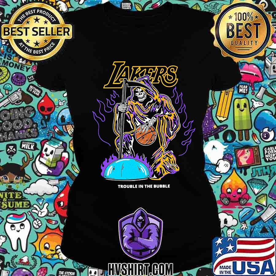 Skeleton death los angeles lakers trouble in the bubble s Ladiestee