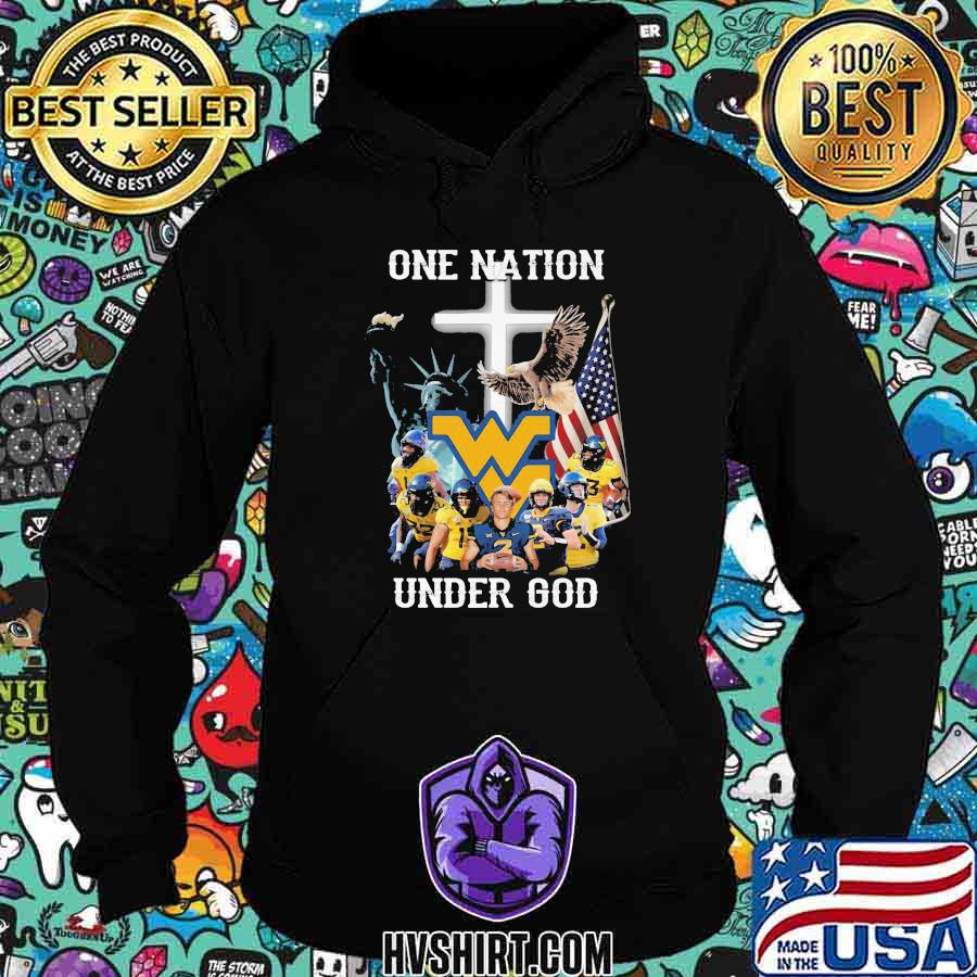 Warrior virginia one nation under god shirt