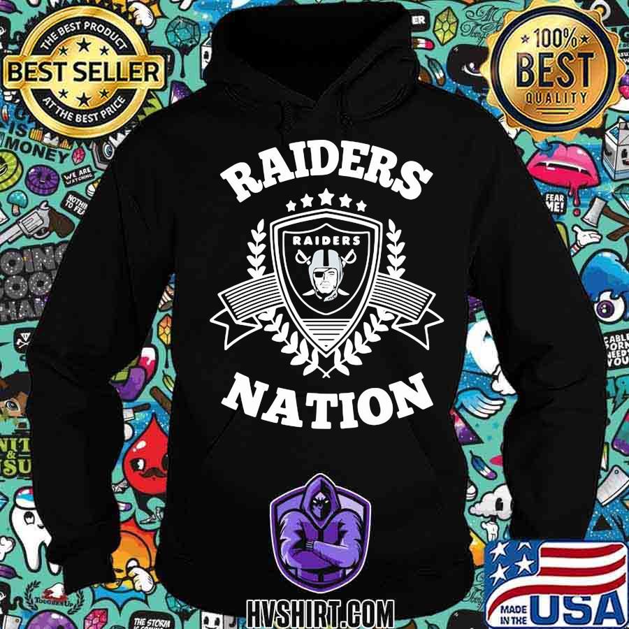 Las vegas raiders nation s Hoodie