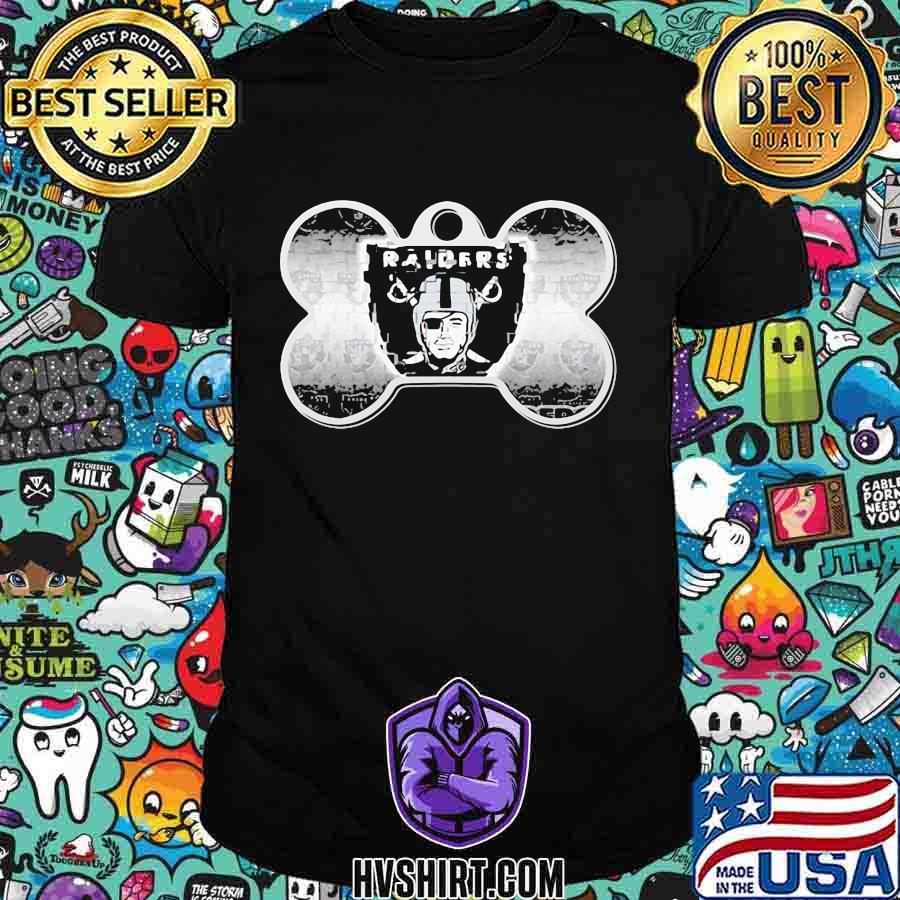 Las vegas raiders vintage shirt