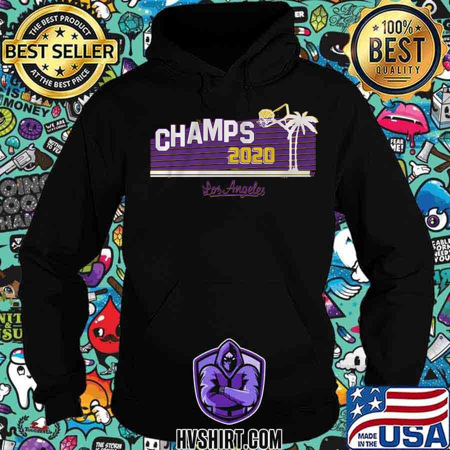 Los angeles lakers champs 2020 s Hoodie