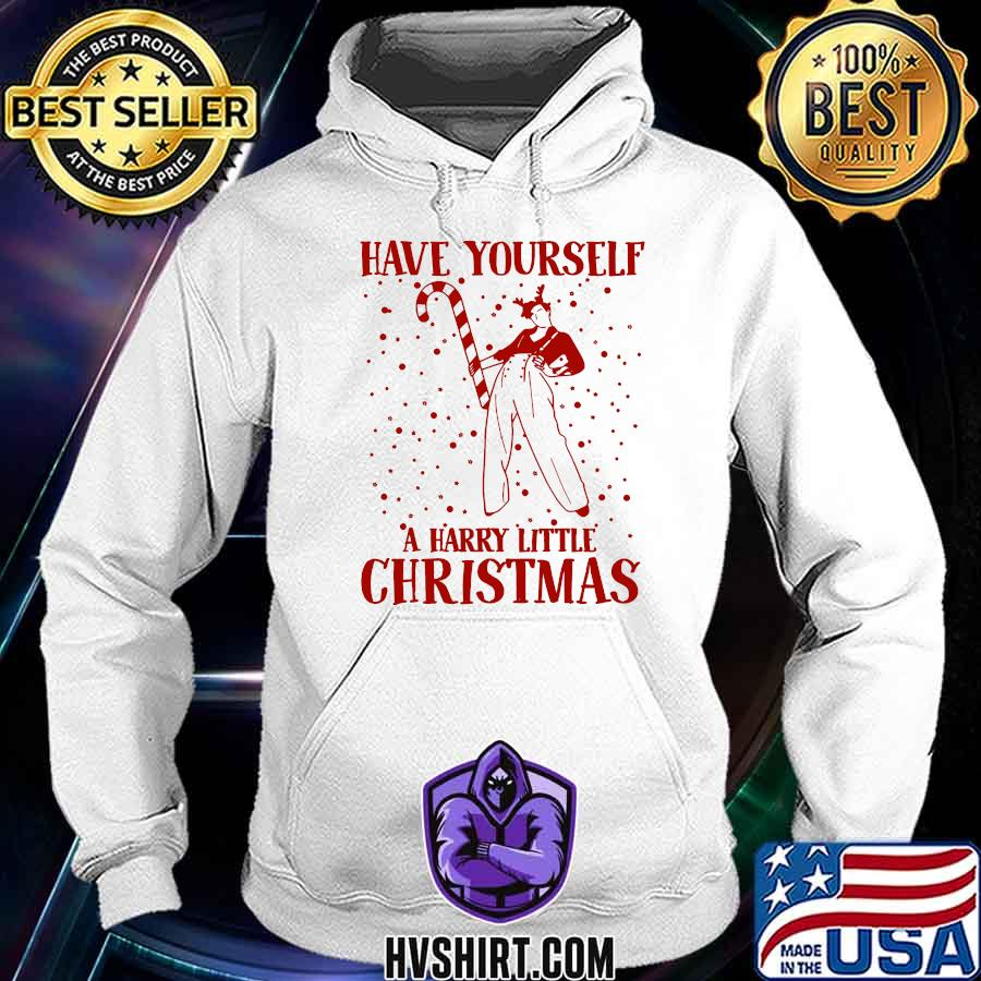 Have yourself a harry little xmas ugly christmas s Hoodie