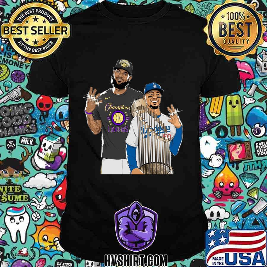 Kings of los angeles 2020 for los angeles fans classic shirt