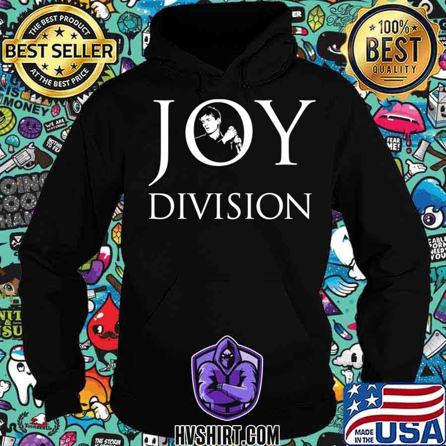 Official joy division white 2020 s Hoodie