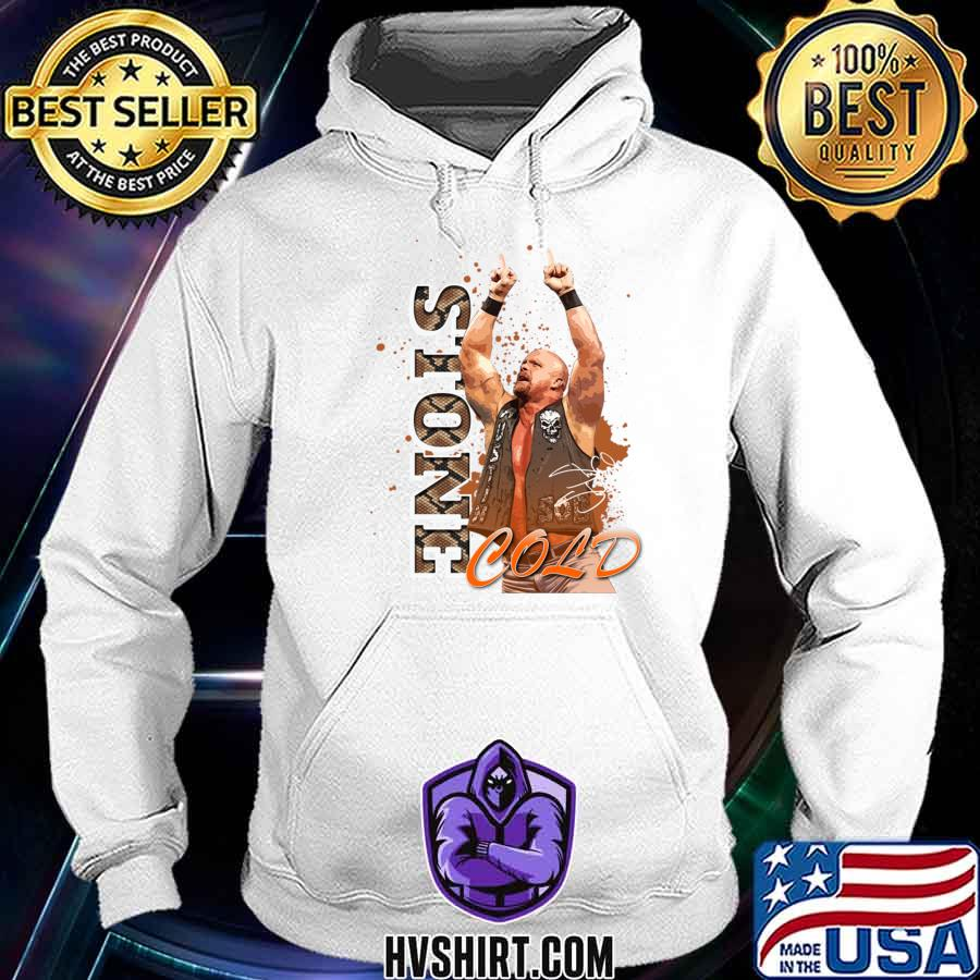 Official stone cold s Hoodie