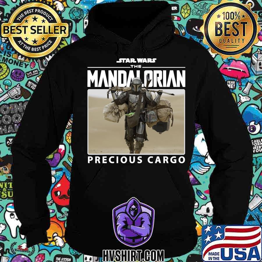Star wars the mandalorian chapter 10 precious cargo r1 s Hoodie