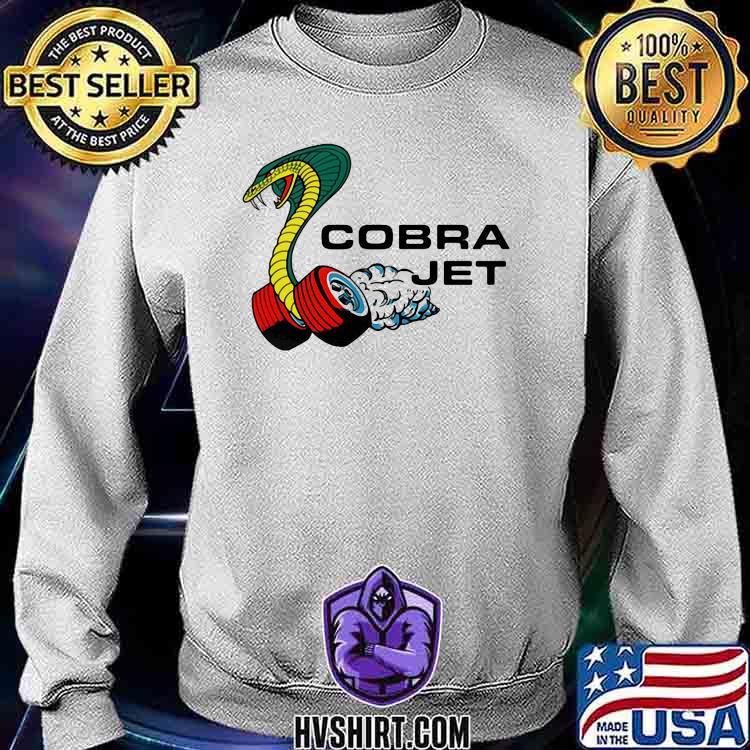 Cobra Jet Logo Shirt Sweatshirt