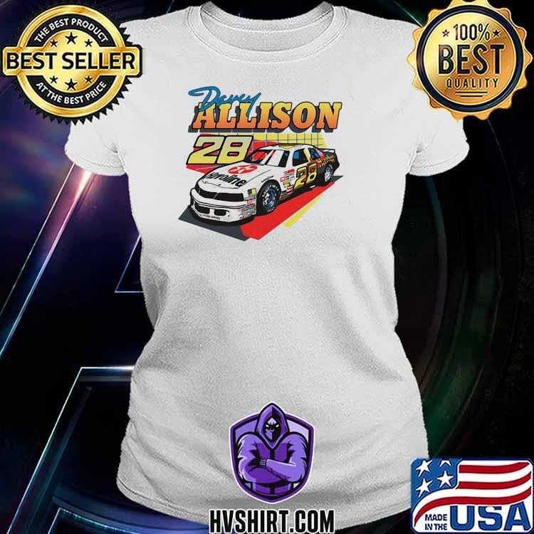 Dale Earnhardt Nascar The Intimidator Signature Shirt Ladiestee