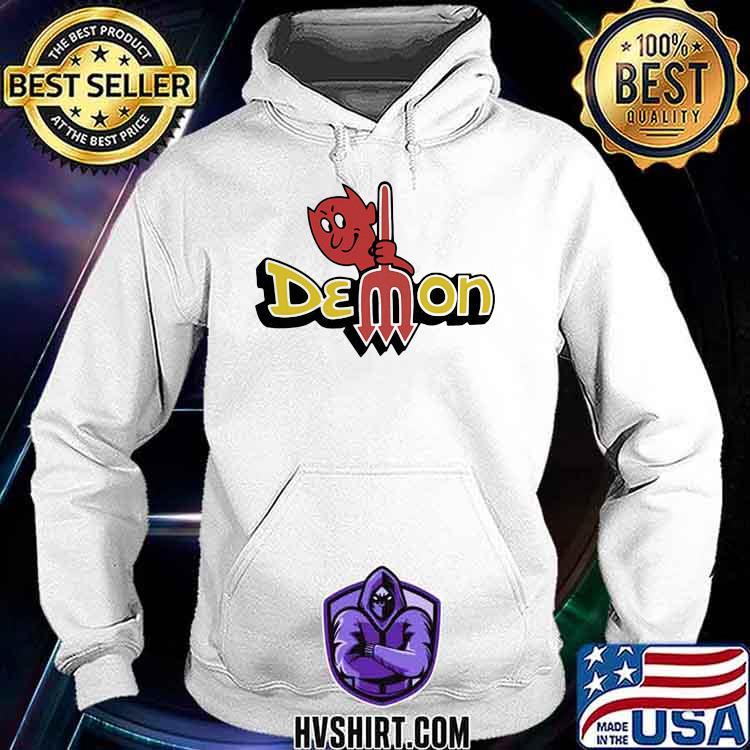Dodge Demon Logo Shirt Hoodie