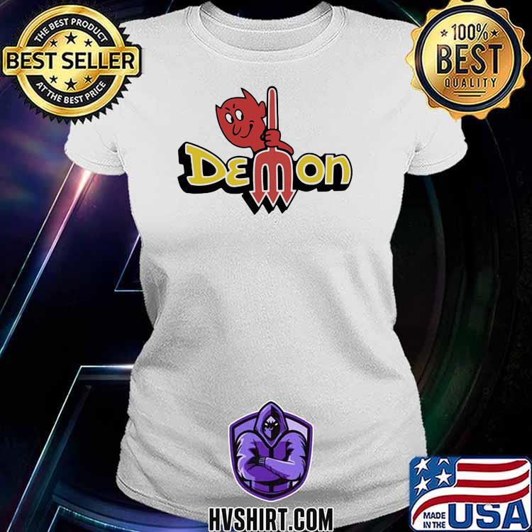 Dodge Demon Logo Shirt Ladiestee