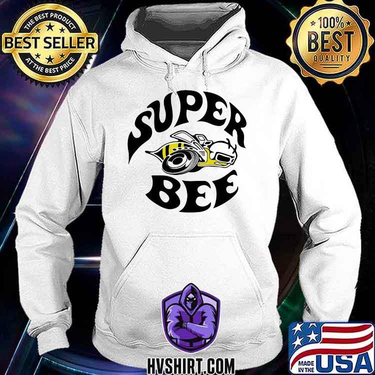 Dodge Super Bee Logo Shirt Hoodie