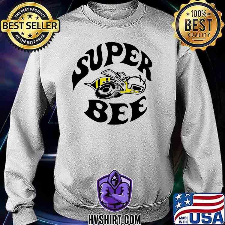 Dodge Super Bee Logo Shirt Sweatshirt