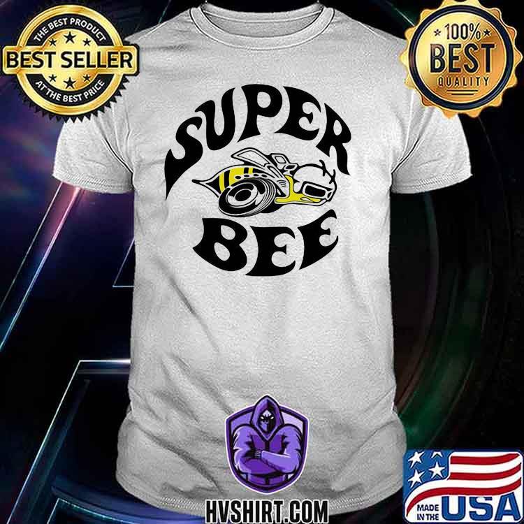 Dodge Super Bee Logo Shirt