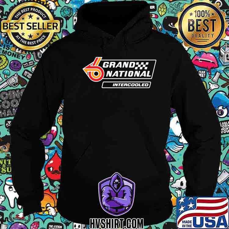Grand National Intercooled Logo Shirt Hoodie