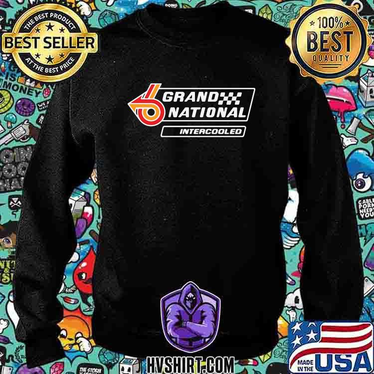 Grand National Intercooled Logo Shirt Sweatshirt