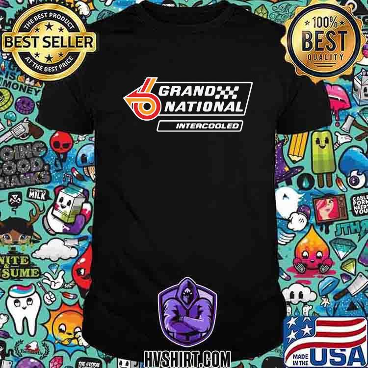 Grand National Intercooled Logo Shirt