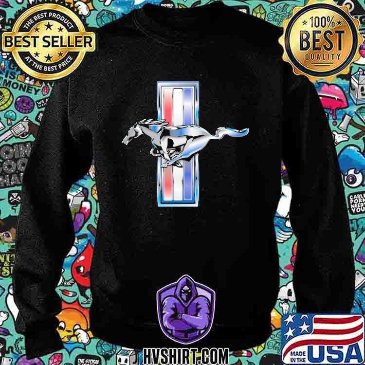 Mustang Logo Shirt Sweatshirt