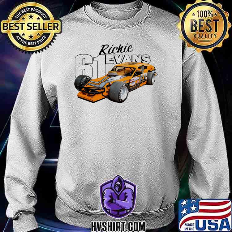 Nascar Richie Evans Shirt Sweatshirt