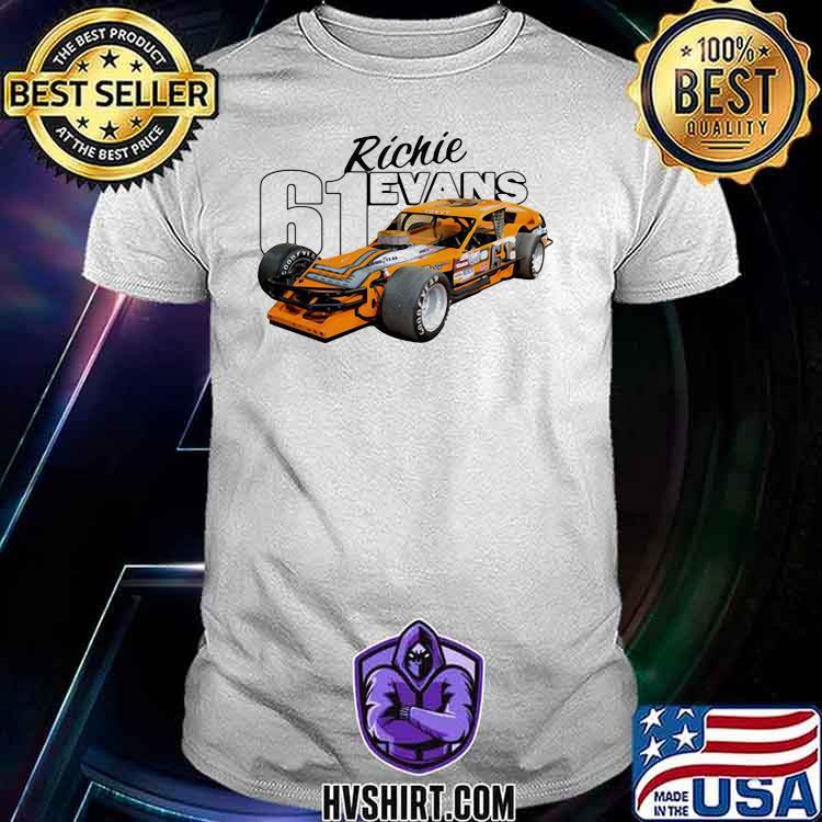 Nascar Richie Evans Shirt