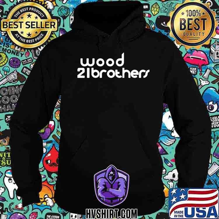 Nascar Ryan Blaney Wood 21brothers Shirt Hoodie