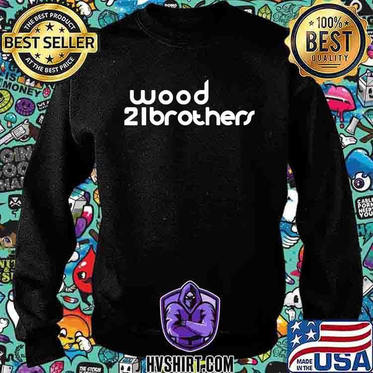 Nascar Ryan Blaney Wood 21brothers Shirt Sweatshirt