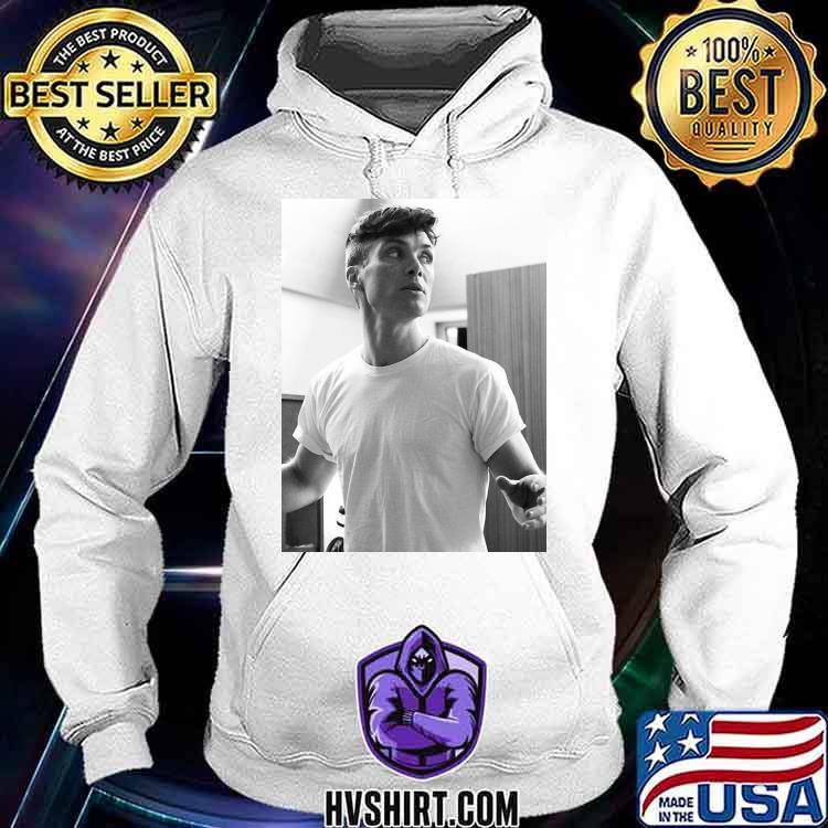 Official Cillian Murphy Shirt Hoodie
