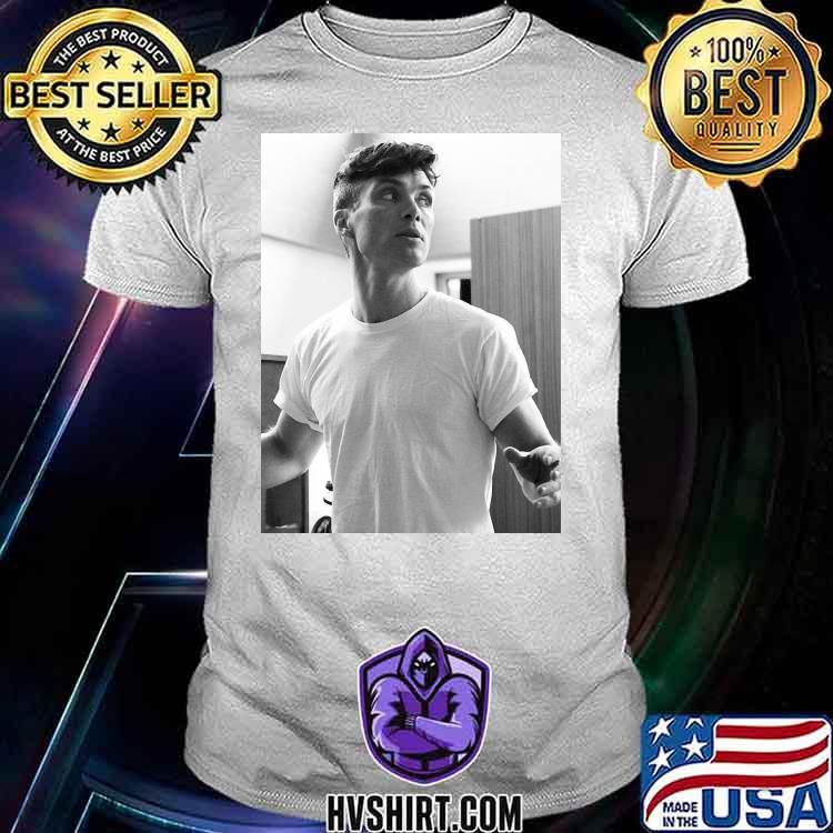 Official Cillian Murphy Shirt