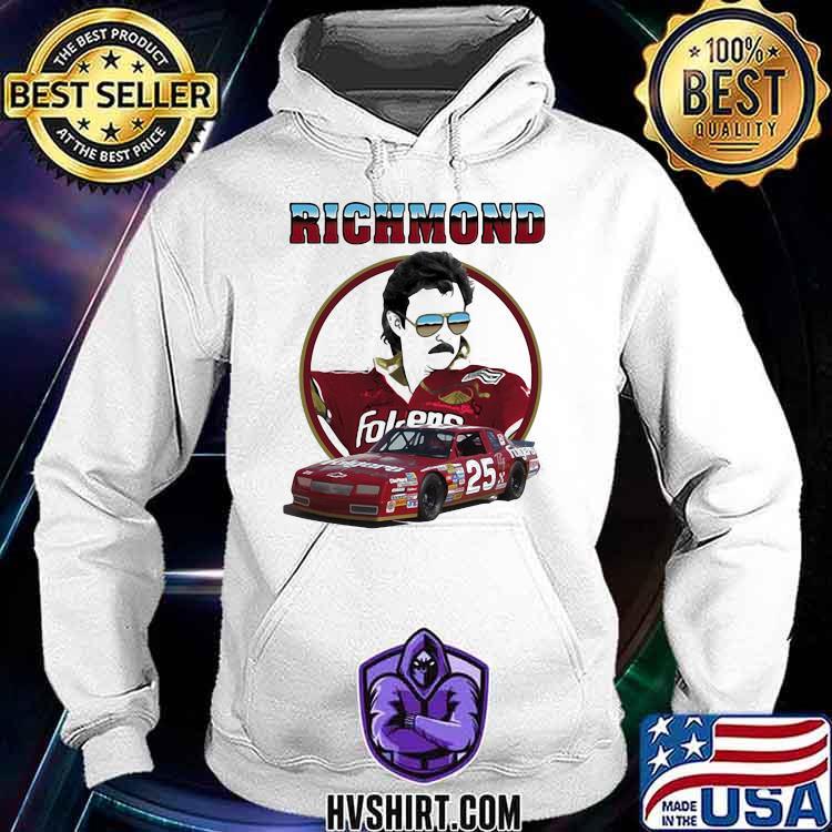 Richmond Folgers Nascar Shirt Hoodie