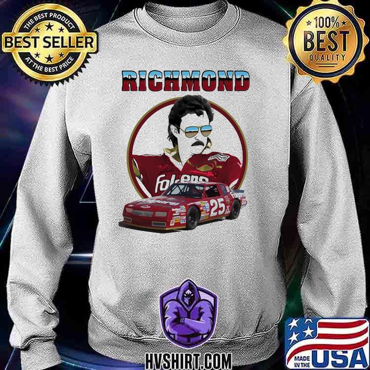 Richmond Folgers Nascar Shirt Sweatshirt