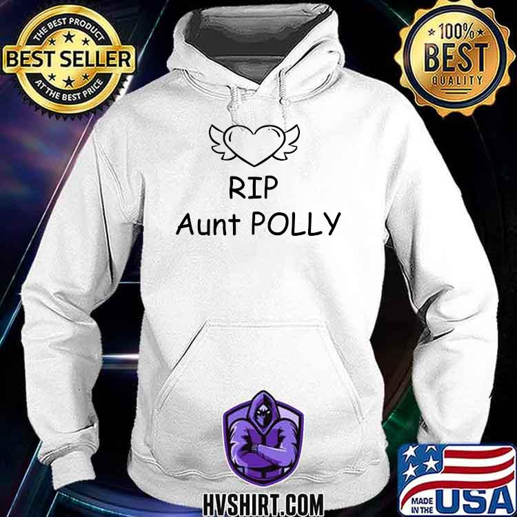 Rip Aunt Polly Helen Mccrory Heart Shirt Hoodie