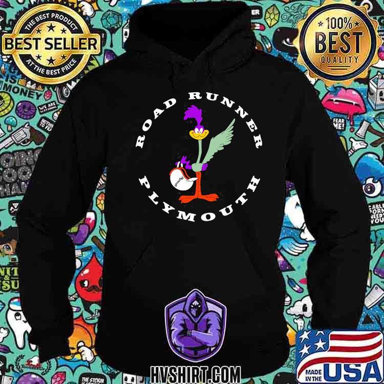 Road Runner Plymouth Chicken Logo Shirt Hoodie