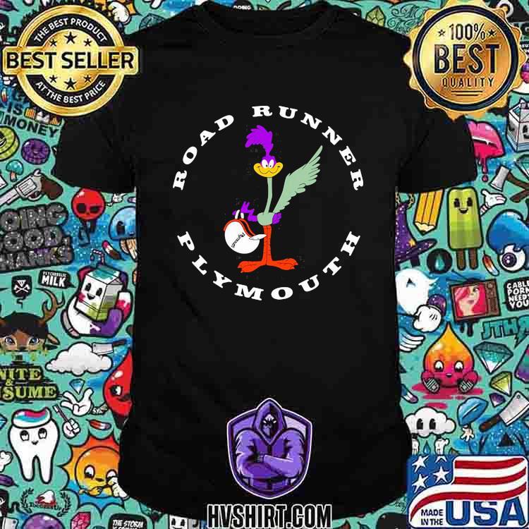 Road Runner Plymouth Chicken Logo Shirt