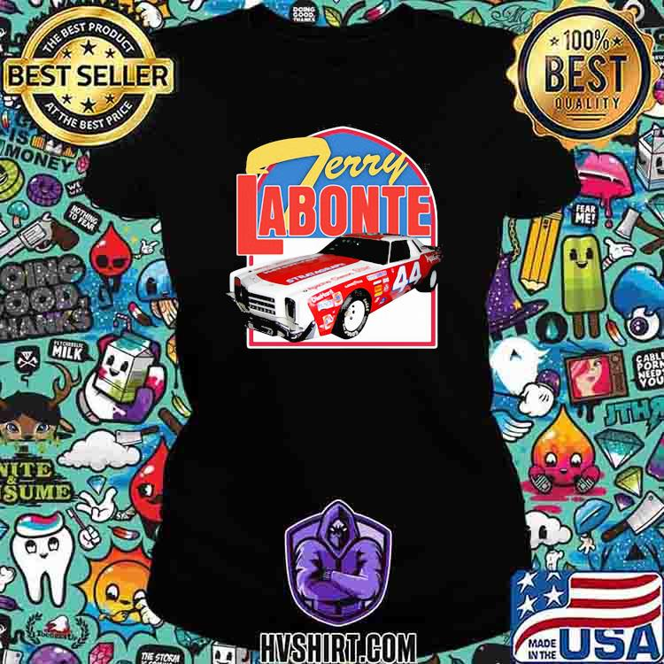 Terry Labonte Nascar Racing Shirt Ladiestee